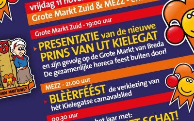 Presentatie nieuwe Prins Grote Markt met Gebroeders Ko